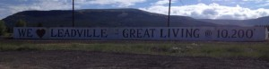 Loved Leadville!