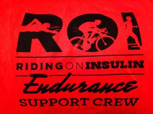 awesome ROI supporter shirts that were EVERYWHERE!!!