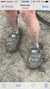 mud slippers