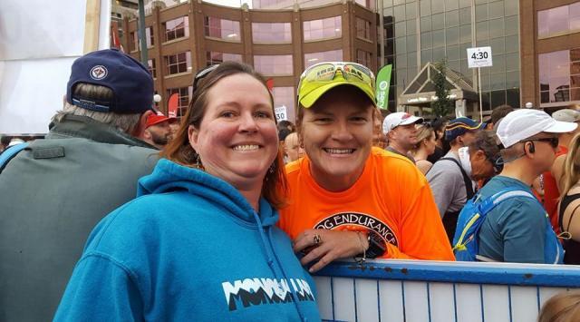 karyn and i